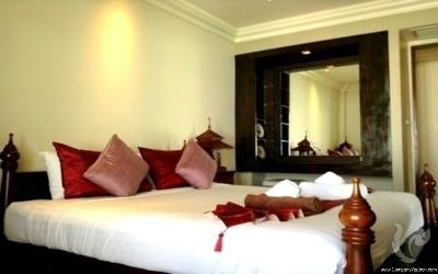 Luxury 2 bed rooms pool-side villas