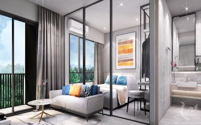 HU-C79-1bdr-1, Condominium 1ch Center - Hua Hin