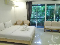 1 bdr Serviced_Apartment for short-term rental  Hua Hin - Center