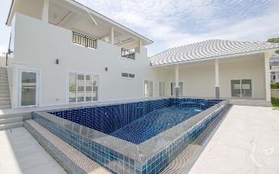 Brand New Spacious Pool Villa