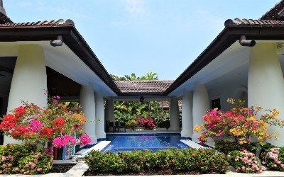 Luxurious and really pleasant pool villa