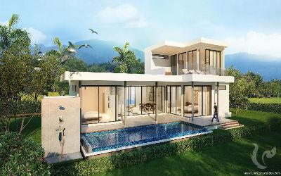 Splendide villa dans un environnement de rêve