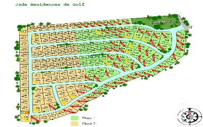 Jade Residences de golf