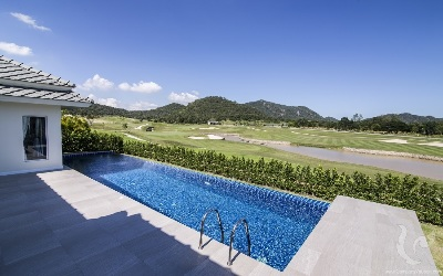 Splendide villa sur les fairways