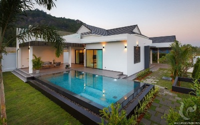 Luxury 2 floors villa khao tao