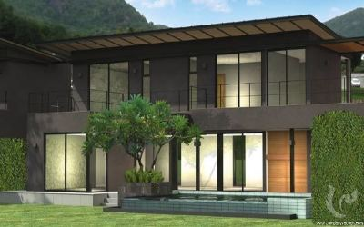 Townhouse 3ch Black Mountain - Hua Hin