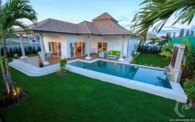 Hot Deal Tropical Pool Villa