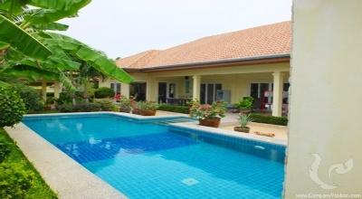 Villa 3ch Mountain - Hua Hin