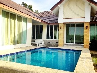 4 bdr Villa for short-term rental  Hua Hin - Center