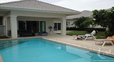 Villa 3ch Black Mountain - Hua Hin
