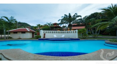 HU-V43-5bdr-1, Luxury Pool villa Thai Balinese