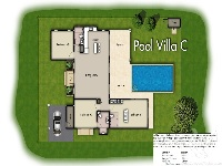 floor plan villa C