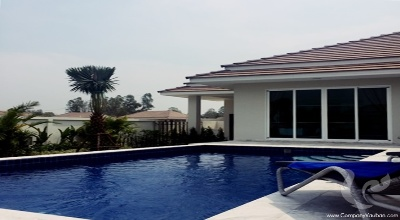 Luxury pool villa 10 minute away from city by car