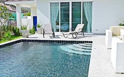 HU-V66-3bdr-28, Beautiful pool villa with mountain view