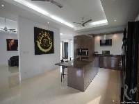 Kitchen et living