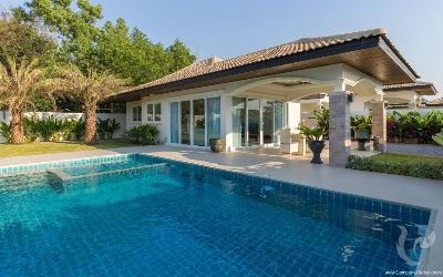 Villa with 2 bedrooms near prestigious Golf Course