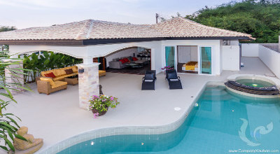 HU-V79-2bdr-1, Villa with 2 bedrooms near prestigious Golf Course