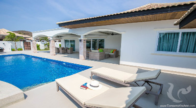Villa 3 rooms with pool