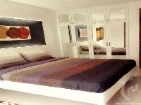2 bdr Condominium Pattaya - Thappraya