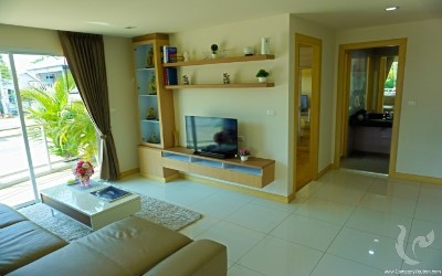 Amazing 2 bedrooms apartment with private marina