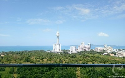 PA-C109-2bdr-1, Two-bedroom apartment with stunning panoramic seaview!