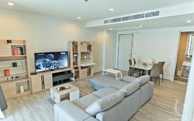 2 bdr Condominium Pattaya -