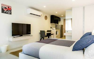 Confortable studio in the center of Pattaya