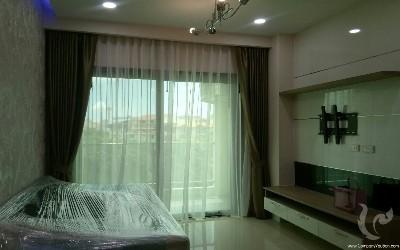Bel appartement d'une chambre à Jomtien.