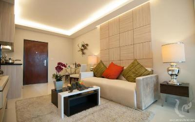 PA-C156-1bdr-1, Quick sale: 40sqm one bedroom apartment in a wonderful residence