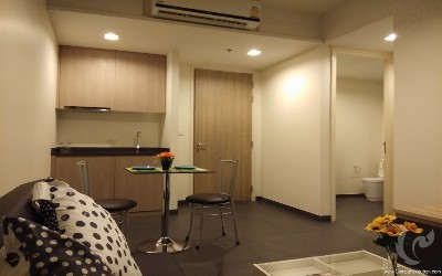 PA-C161-1bdr-4, One bedroom apartment for rent in downtown Pattaya