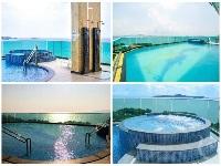 Communal pool 14th floor