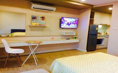 PA-C188-0bdr-1, Condominium 0ch Na Jomtien - Pattaya