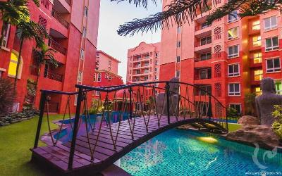 One bedroom apartment with beautiful Mediterranean design