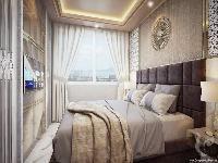 Bedroom one-bed
