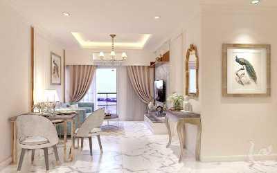 NOUVEAU: appartement d'une chambre entièrement meublé proche de la plage de Jomtien !