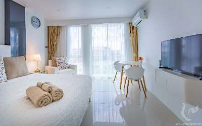 PA-C38-0bdr-10, Studio in the heart of Pattaya