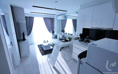 Superb 1 bedroom in downtown Pattaya, ideal for living or for rental investment