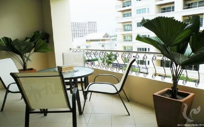 Studio Condominium Pattaya -