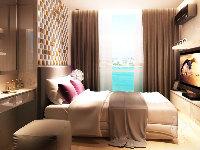 2 bdr Condominium for sale in Pattaya - Wongamat