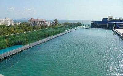 1 bdr Condominium Pattaya -