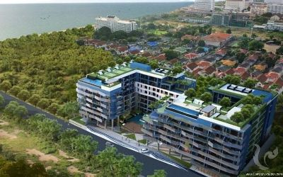 PA-C93-2bdr-1, Residence located in the beautiful Jomtien area