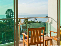 1 bdr Serviced_Apartment for short-term rental  Pattaya - Pratumnak
