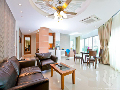 2 bdr Serviced_Apartment for short-term rental  Pattaya - Pratumnak