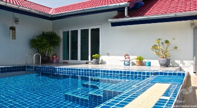 PA-V-2bdr-3, Beautiful house in Center Pattaya