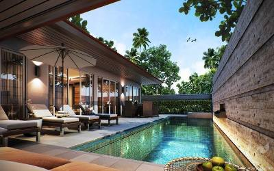 PA-V-3bdr-11, Exclusive villa in Jomtien Area