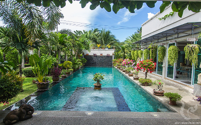 Amazing property near Pattaya with great access to Bangkok