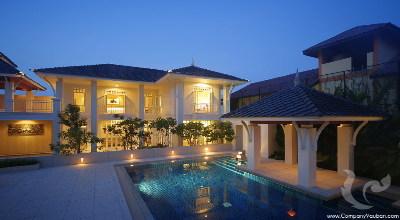 Villa 3ch Pattaya Center - Pattaya