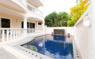 Modern 2 Bedroom apartment for rent in Rawai.