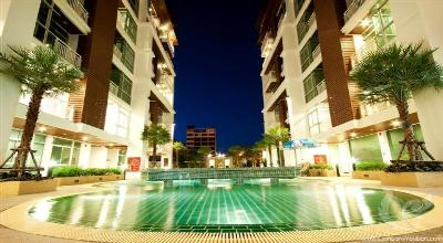 PH-A104-0bdr-1, Condominium 0ch Patong - Phuket