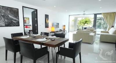 2 Bedroom Condominium at Surin